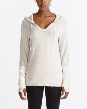 Hyba Long Sleeve Ribbed Tunic