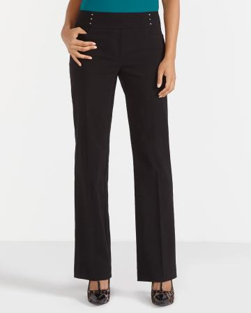 Petite Boot Cut Comfort Pants