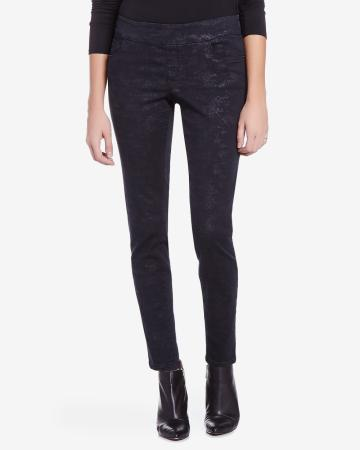 Petite Original Comfort Coated Jeans with Print