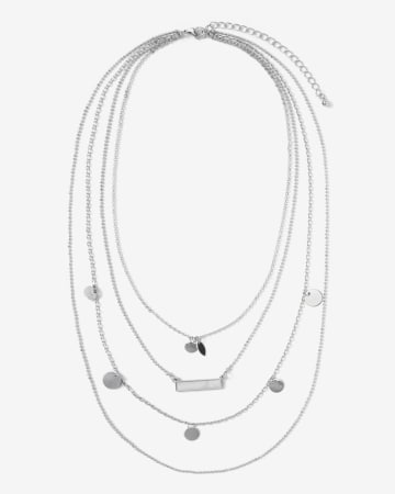 Four-Strand Necklace