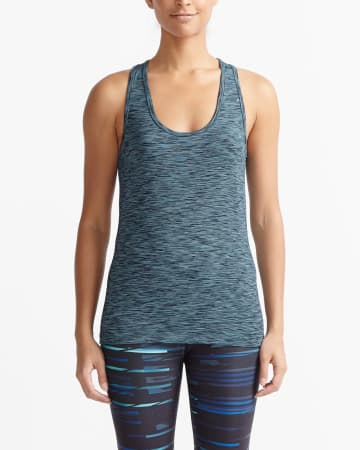 Hyba Heather Racerback Tank