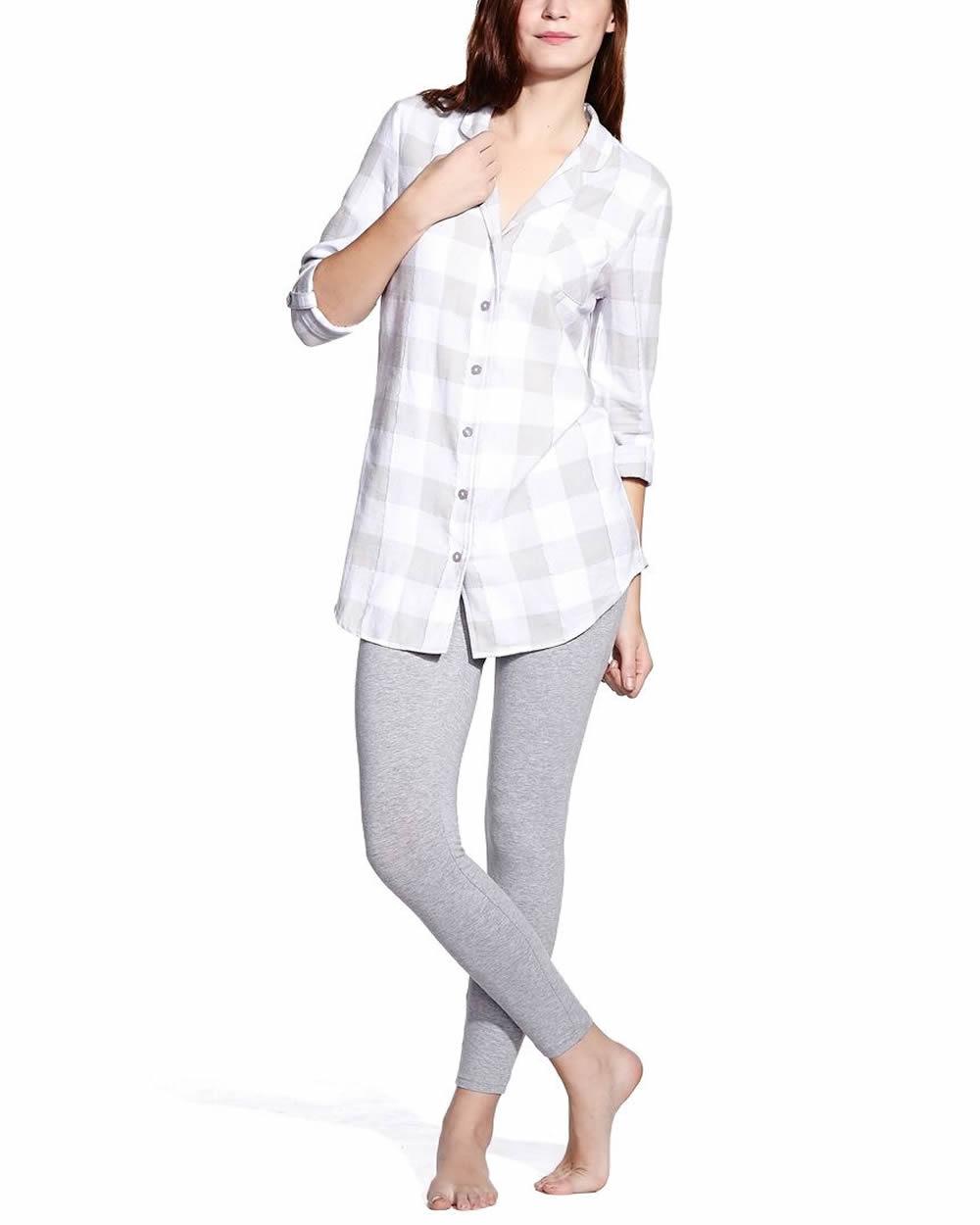 ensemble pyjama avec legging femmes reitmans. Black Bedroom Furniture Sets. Home Design Ideas