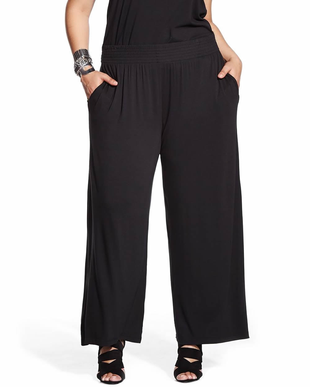 Plus Size Wide Leg Dress Pants | Plus Sizes | Reitmans