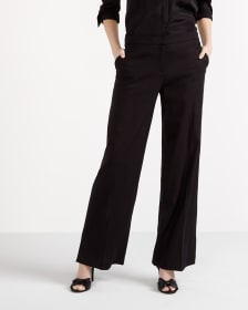 Willow & Thread Wide Leg Linen Pants