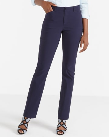 Boot Cut Exact Stretch Pants