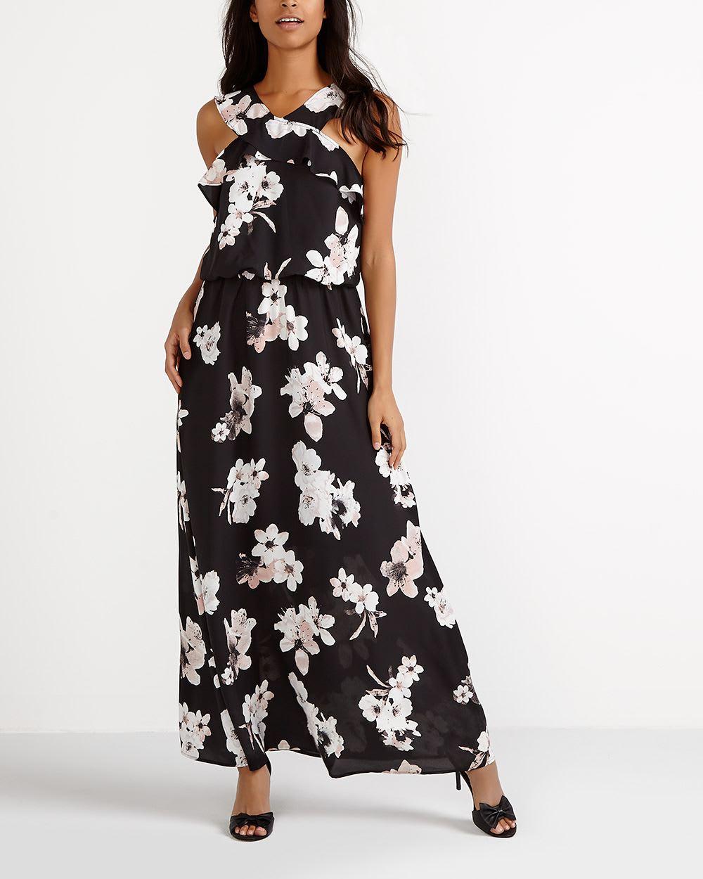 robe maxi imprim e femmes reitmans