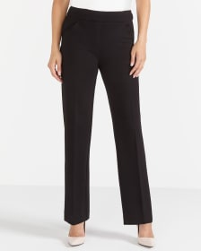 The Petite Modern Stretch Boot Cut Pants