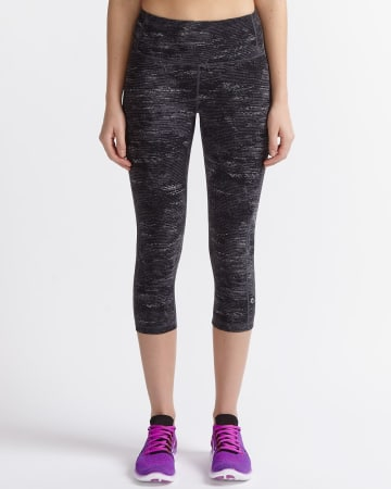 Legging capri Performant imprimé Hyba