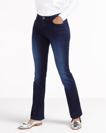 Signature Soft Boot Cut Jeans