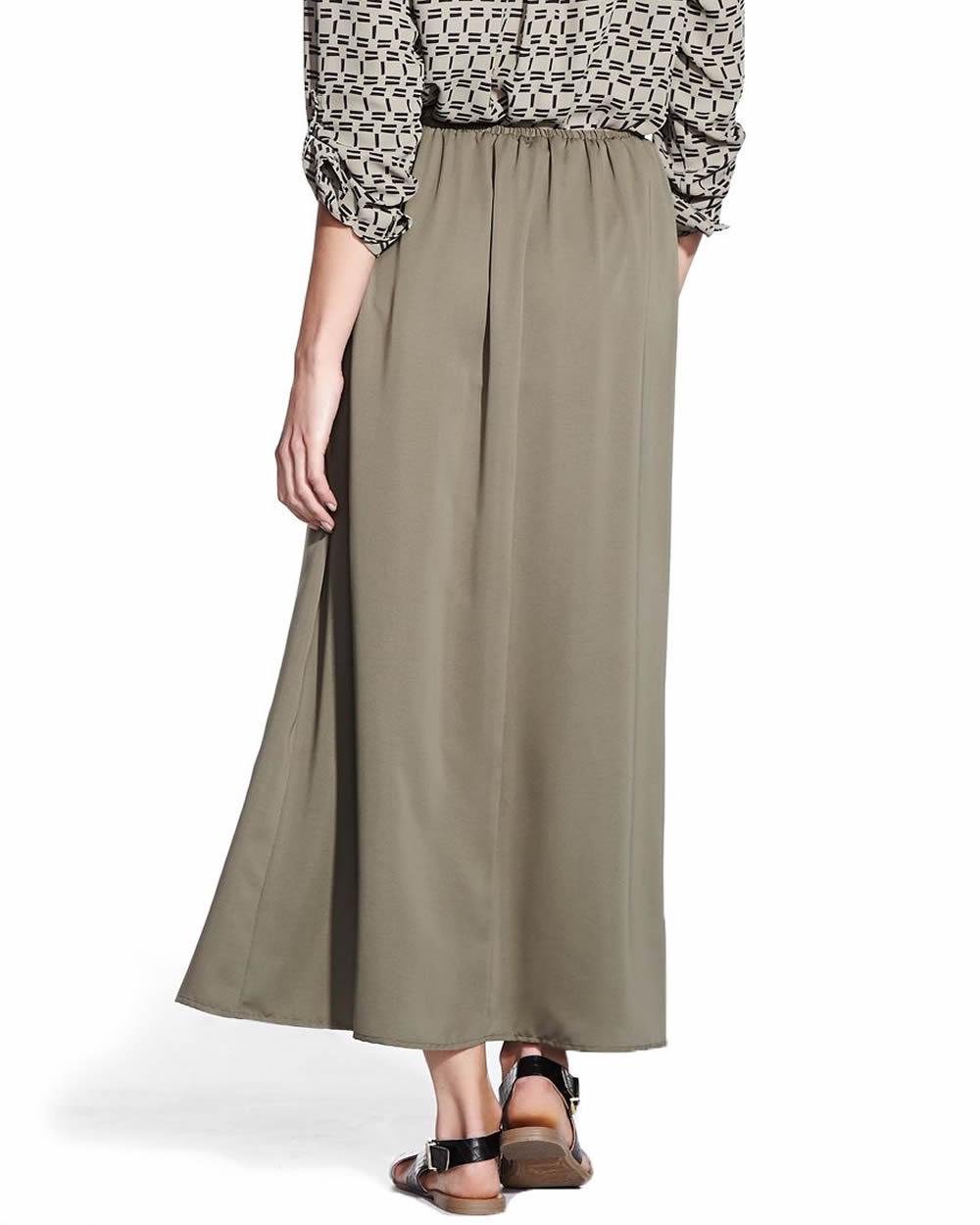 Silky Skirt 30