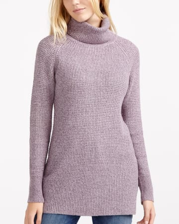 Long Sleeve Sweater Tunic