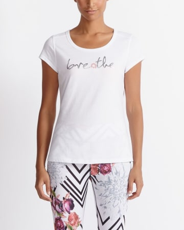 Hyba Breathe Short Sleeve Tee