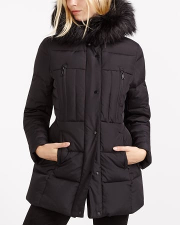 Short Winter Coat