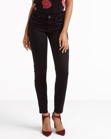 The Tall Sculpting Zip Jeggings