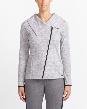 Hyba Asymmetric Jacket