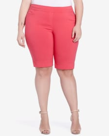 Plus Size Original Comfort City Shorts