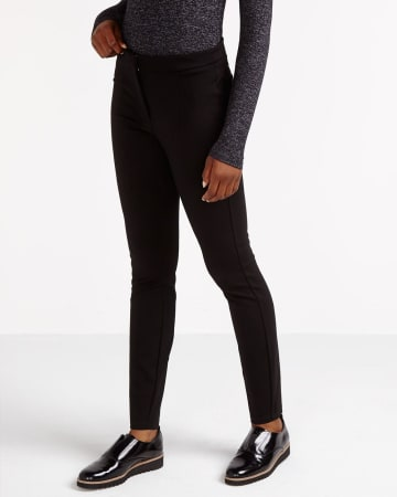Legging sculptant à poches Long