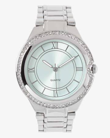 Rhinestone Wrist Watch