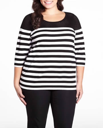 The Plus Size Urban Pullover