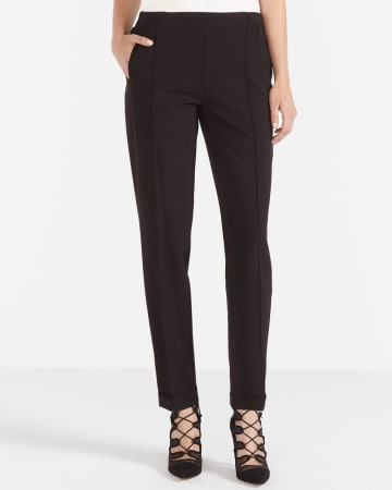 Slim Leg Soft Pants