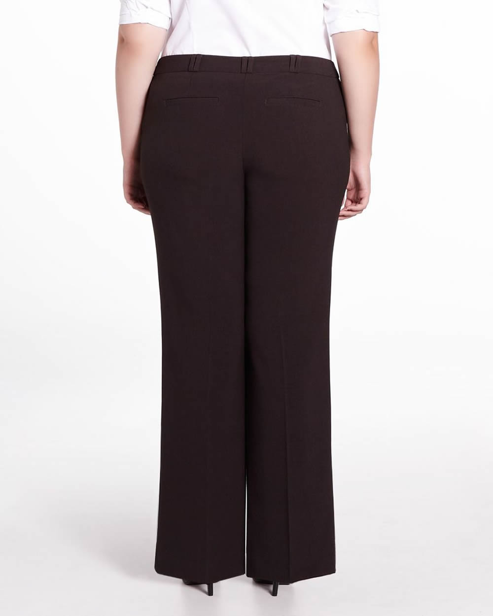 Petite sizes can be found in fashionable plus size styles.