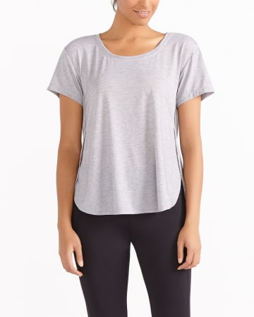 Hyba High-Low Hem Tee