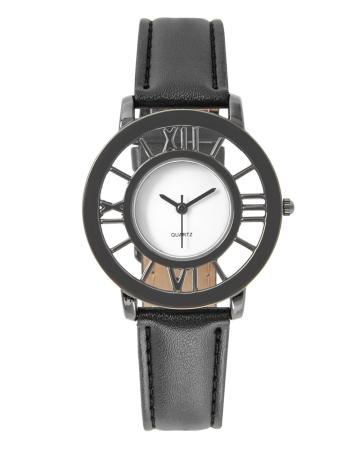 Wrist Watch with Roman Numerals