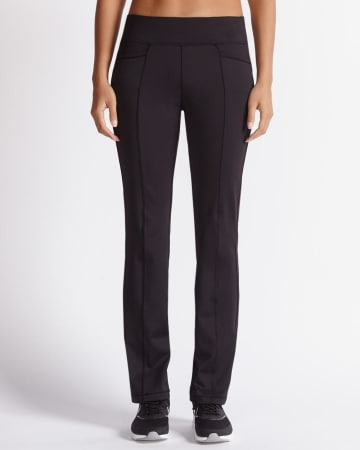 Hyba Straight Leg Pocket Pant