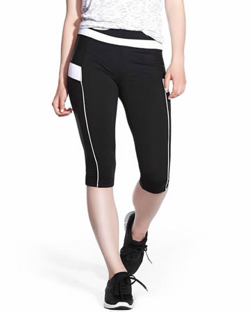 Hyba Capri Leggings