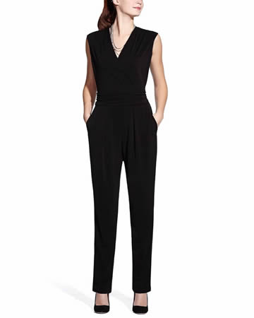 Cross-Over Jumpsuit
