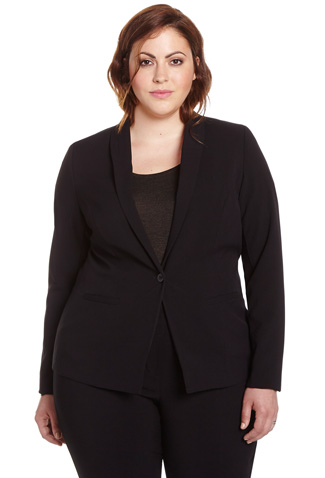 Size Chart | Plus Size Blazers & Jackets