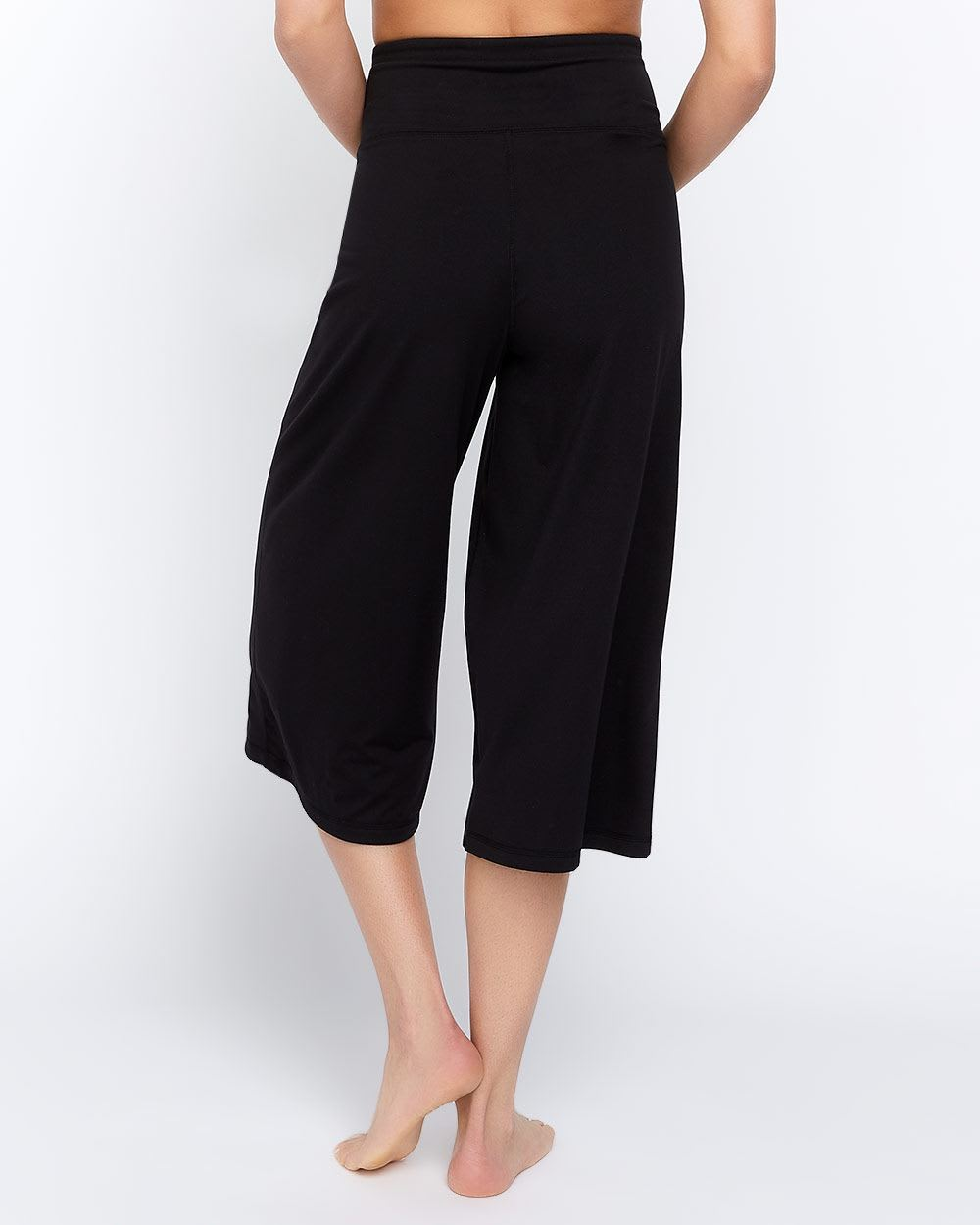 Hyba Wide Crop Pant