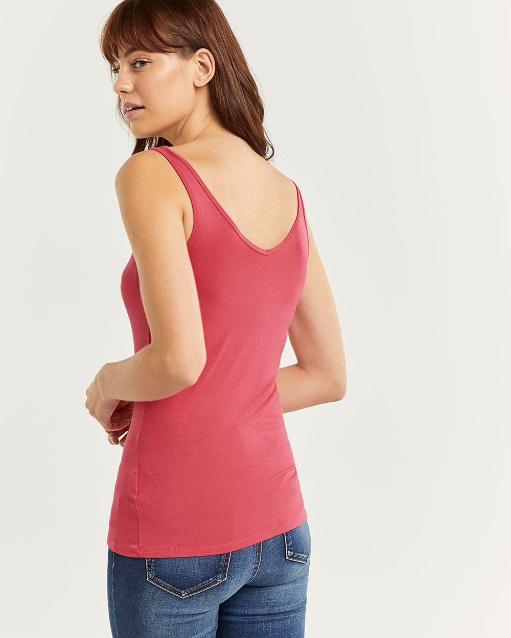 Reversible Tank Top R Essentials