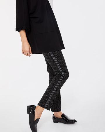 The Tall Iconic Slim Leg Pants with Contrasting Band