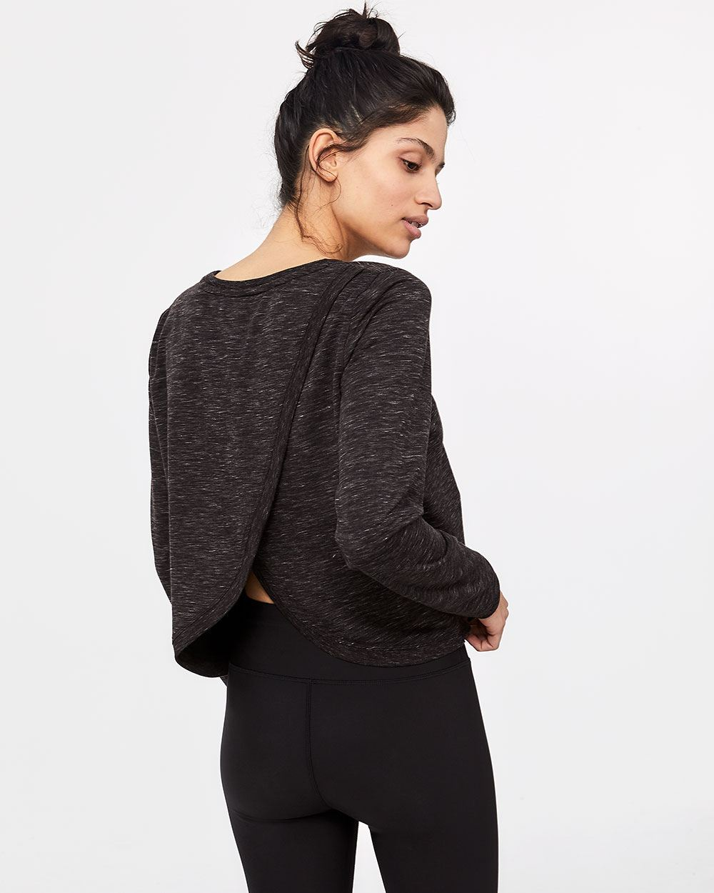 Hyba Cross Back Popover