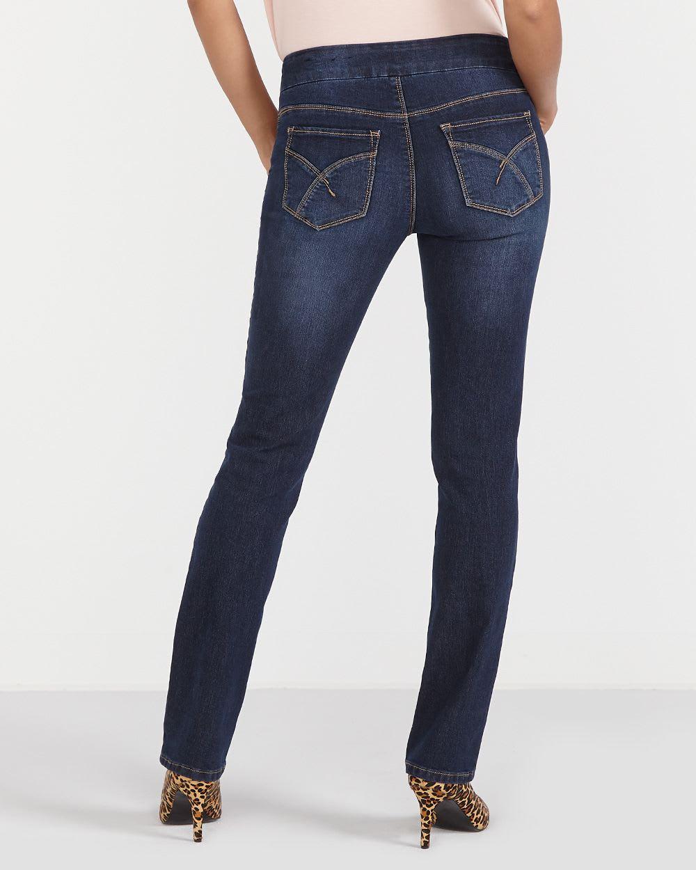 aa31d1ff27bf0 Original Comfort Straight Leg Jeans | Women | Reitmans