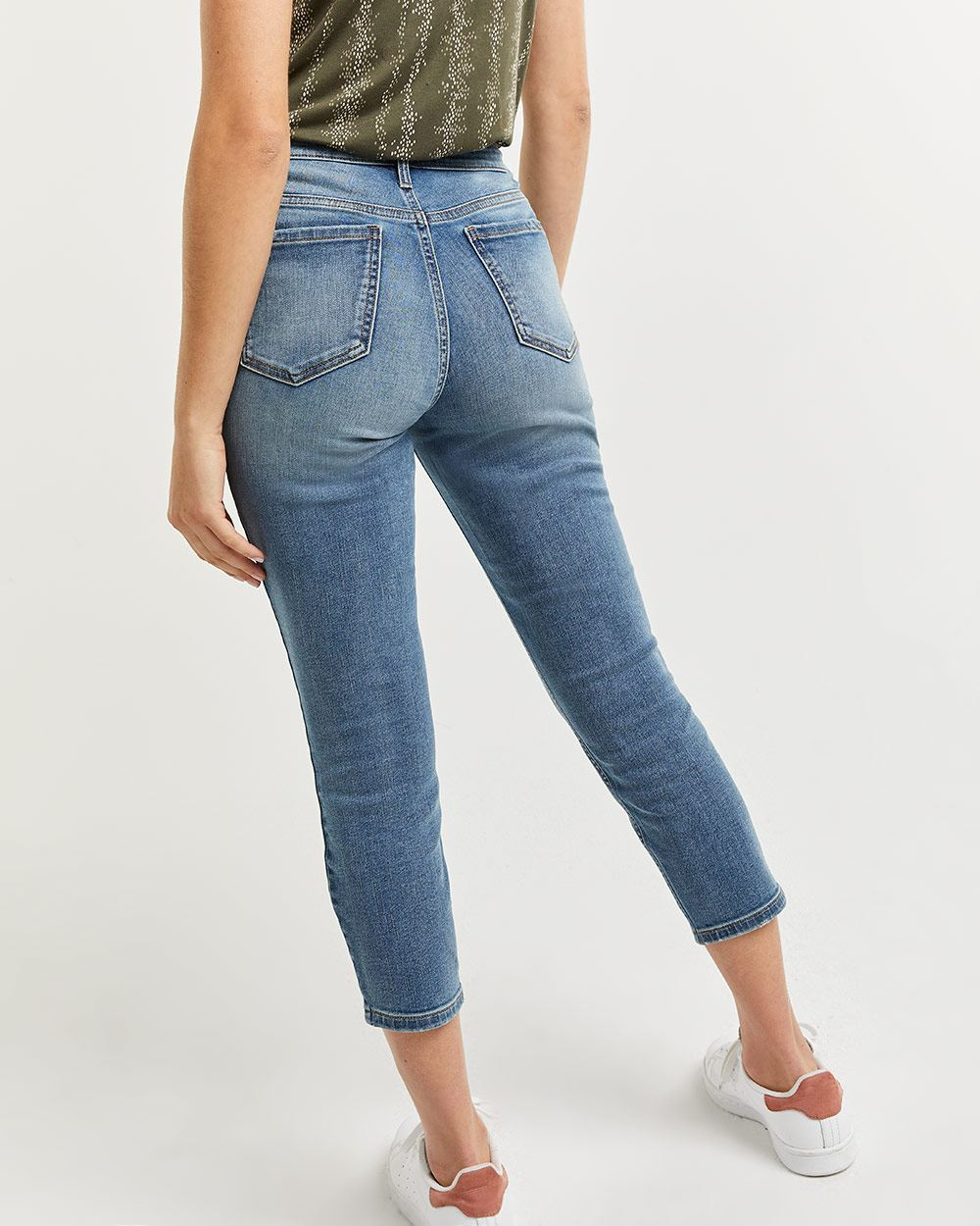 Skinny Cropped Jeans The Insider