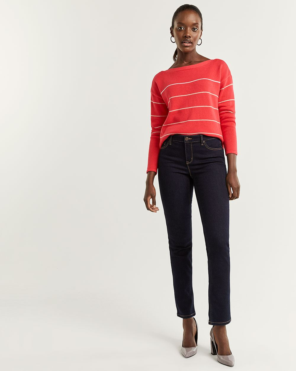The Insider Straight Leg Jeans - Tall