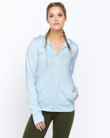 Hyba Essential Mesh Jacket