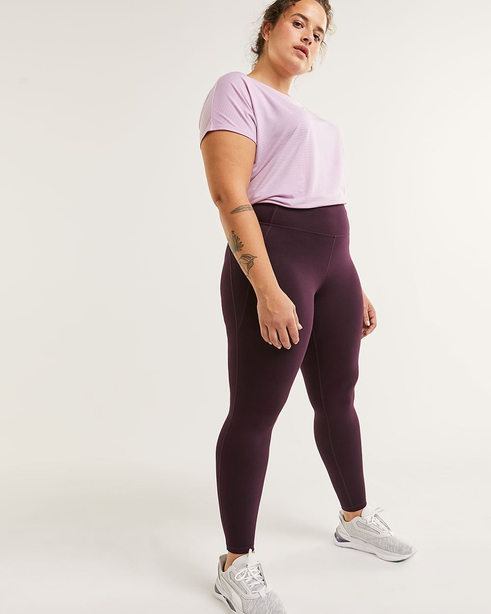 Mid-Rise Sculptor Leggings Hyba