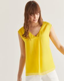 Willow & Thread Chiffon Blouse