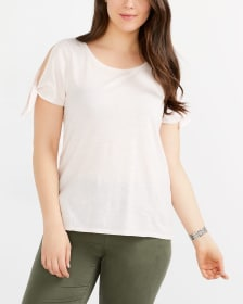 Natural Fiber Solid Top