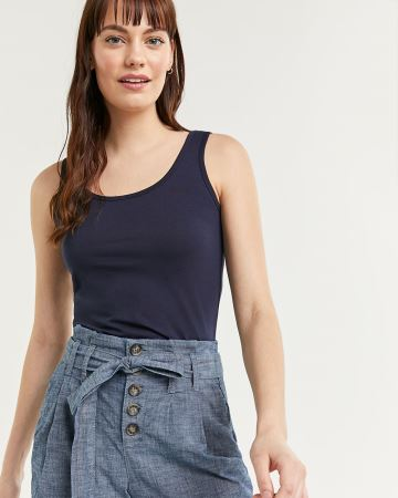 Camisole à encolure dégagée R Essentials