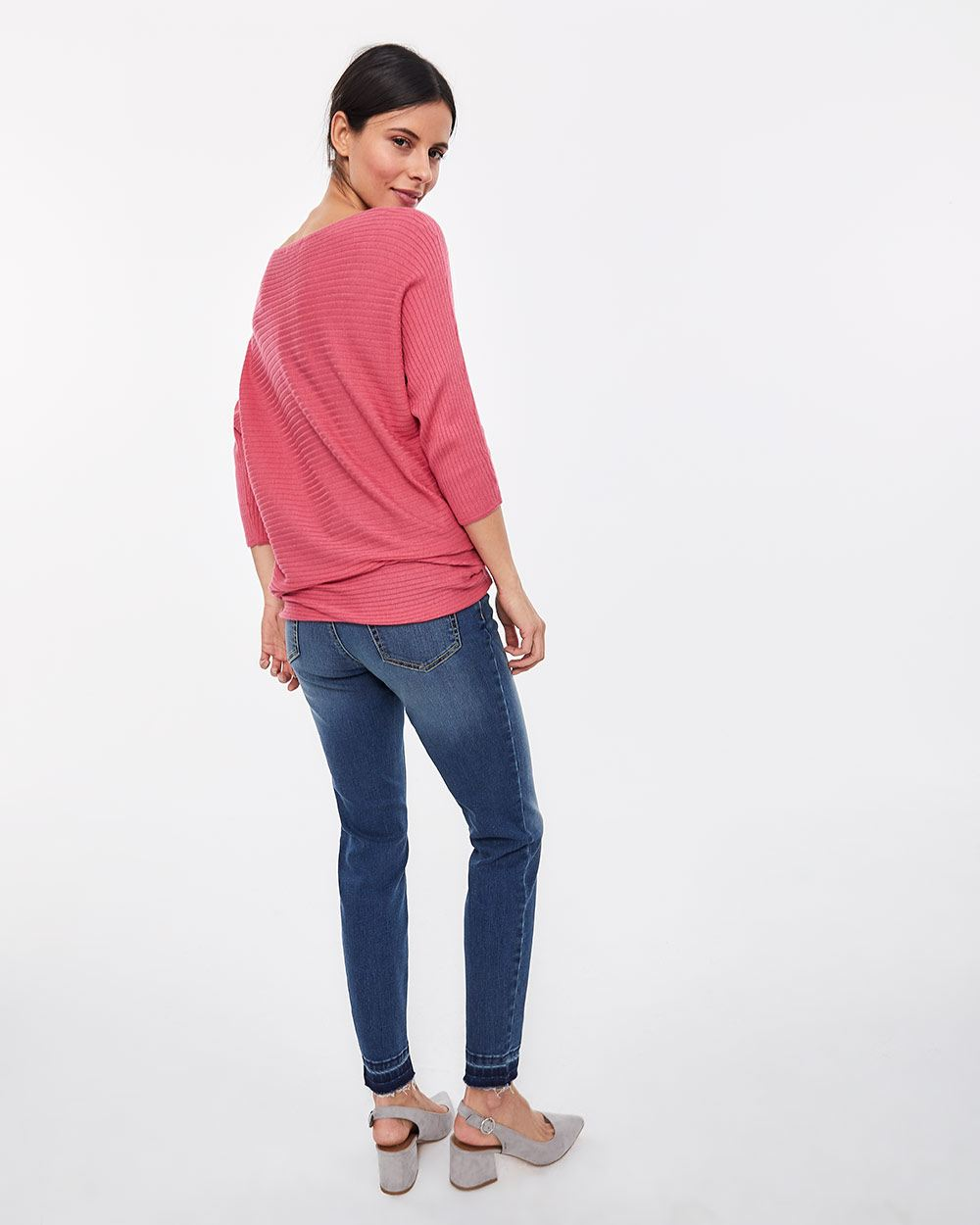 3/4 Dolman Sleeve Top