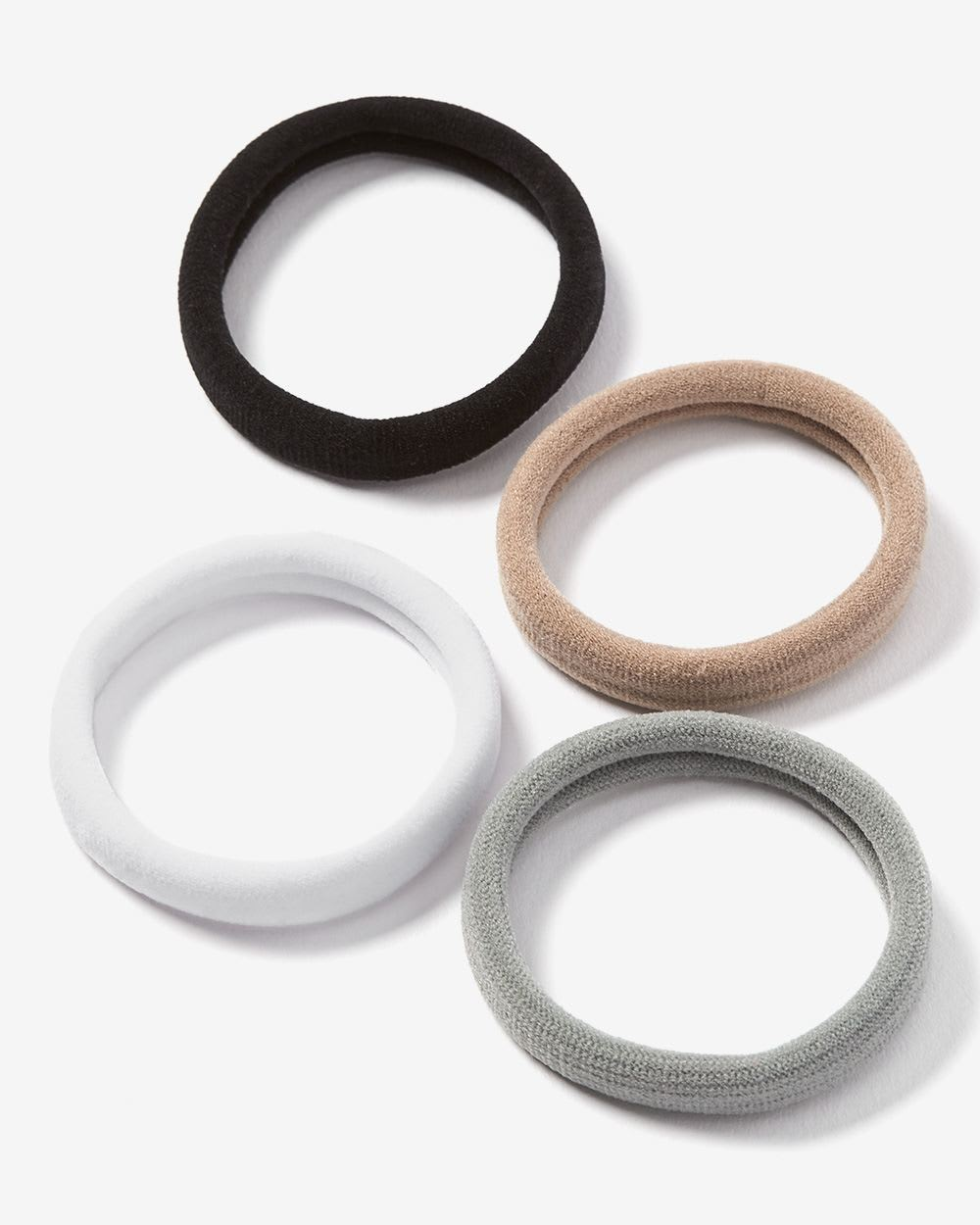 Set of 4 Hair Elastics