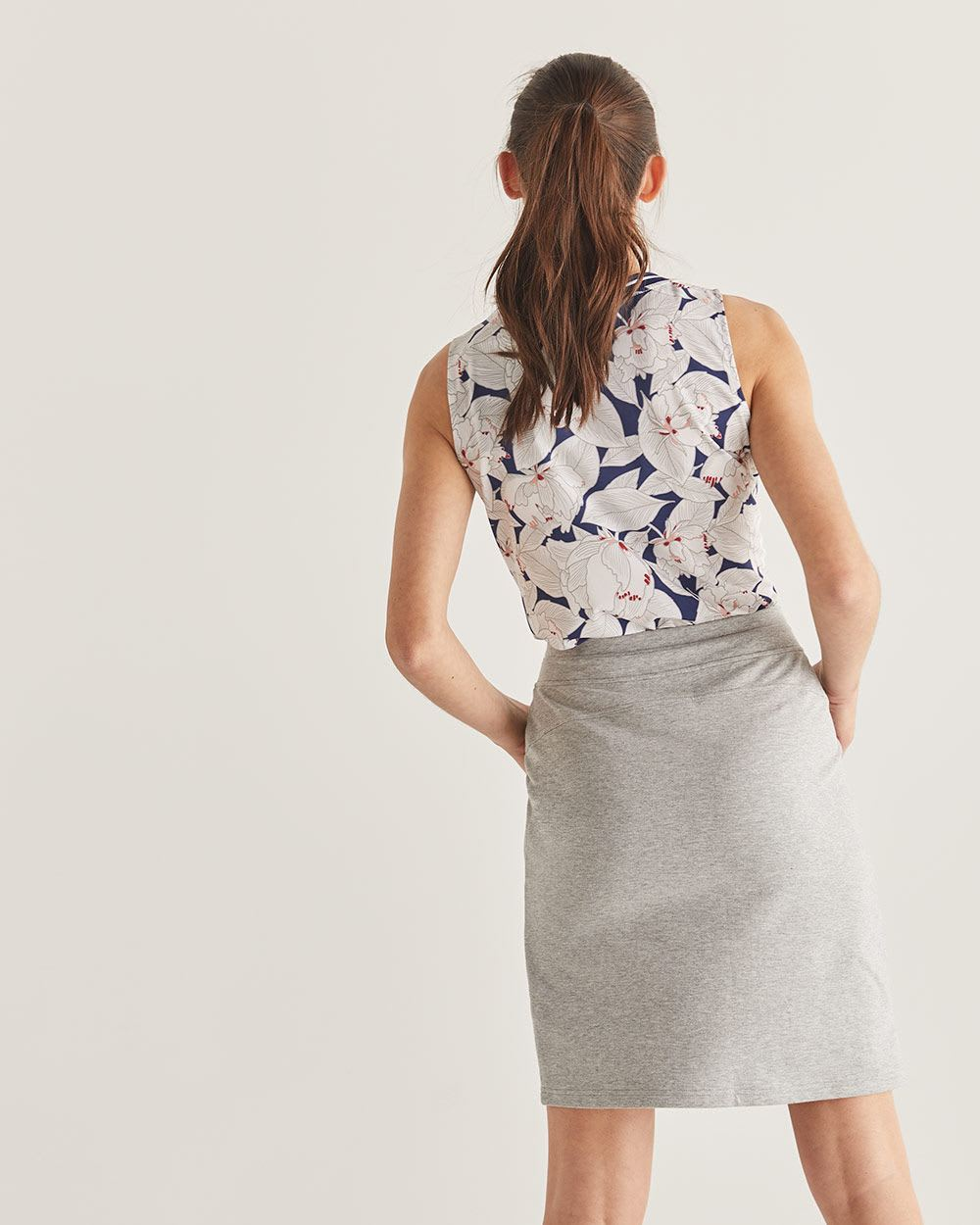 Hyba French Terry Skirt