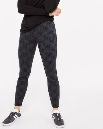 The Petite Modern Stretch Printed Leggings