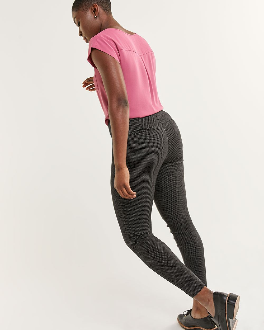 High Rise Printed Leggings The Iconic - Petite