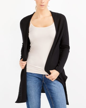 Open Solid Cardigan