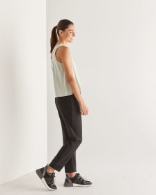 Black Slim Urban Pants Hyba - Petite